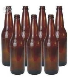 Garrafas de cerveja - 50 und