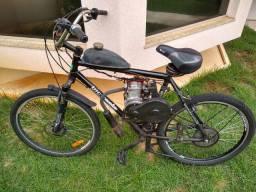 Bicimoto bicicleta motorizada motor 4 tempos