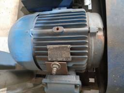 Motor elétrico WEG Trifásico 10cv 220 / 380v