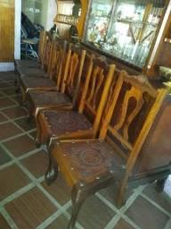 Cadeiras Provençal antiga