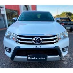 Toyota hilux 2017 2.8 srv 4x4 cd 16v diesel 4p automÁtico