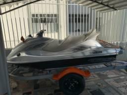 Jet ski yamaha vx cruiser 2012