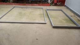 Estrutura Metalon 30x30 mm