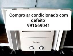 Compra-se Ar Condicionado com DEFEITO