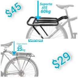 Garupa para bicicletas