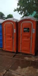 Venda e aluguel de banheiro químico