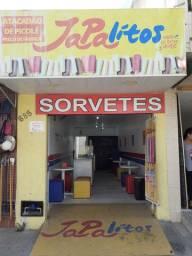 Sorveteria + fábrica + receitas + clientela