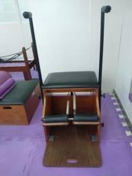 Chair Pilates com 2 molas