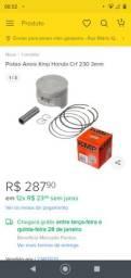 Pistão CRF 230 .3 mm