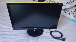 Monitor Gamer 60HZ Benq 21.5 LED Preto/Amarelo, RL2240HE