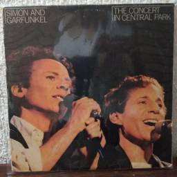 Lp Simon and Garfunkel/ The concerto in Central park