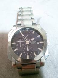 Relógio masculino Guess Steel