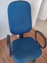 Cadeira Presidente Azul