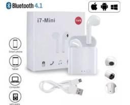 Fone De Ouvido I7 Bluetooth