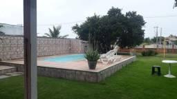 Alugo casa para temporada com piscina