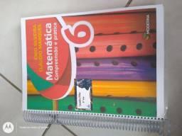 Livro de Matemática Editora Moderna 6 ano