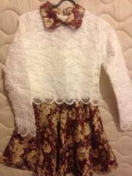 Vestidos infantis importados