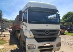 Mercedes-benz Axor 2644 6x4 2019 Teto Alto seminovo