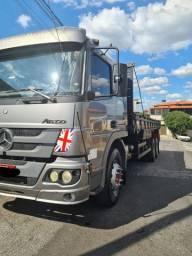 Mercedes Benz Atego 2429 Cabine Estendida