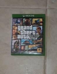 Jogo GTA V xbox one original