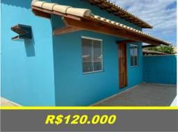 01- Imobiliária Confiança Vende Casa em Unamar!