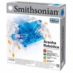 Aranha Robótica Smithsonian Azul