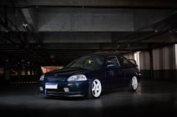 Título do anúncio: Civic Coupe EX EJ8