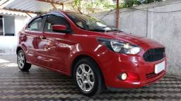 Ford KA 1.0 SEL Hatch Manual Flex Única Dona Top de Linha Licenciado 2021 - Só 45.000Km