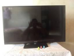 Panasonic poucos meses de uso TV