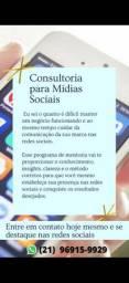 Consultoria em Mídias Sociais