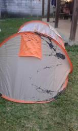 Barraca de Camping Quecha Até 3 Pessoas