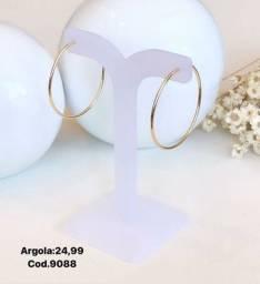 Semi jóias com 1ano de garantia