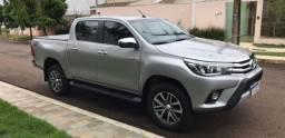 Hilux SRX 4x4 2018/18 Diesel Automático