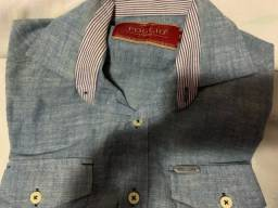 Camisa Masculina de marca POGGIO