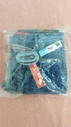 Calça Jeans Masculina - Tamanho 16