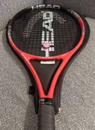 Raquete de Tênis Junior - Head Radical 25 - Laranja - para crianças de 8 a 10 anos