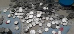 Dinheiro e moedas(para quem faz anel )