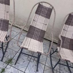 Cadeira de macarrão