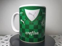 Caneca Personalizada camisa do Palmeiras 325ML