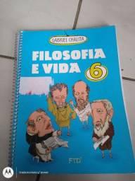 Livro Filosofia 6 ano Editora FTD