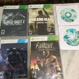 Jogos paralelos para Xbox 360