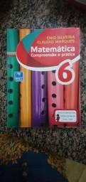 Livro Matemática 6° ano