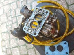 Carburador Mini-progressivo Weber Álcool