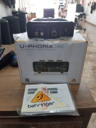 Interface behringer U-PHORIA  UM2