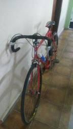 Bicicleta caloi antiga 15 marchas restaurada