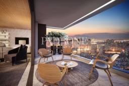 Apartamento à venda com 3 dormitórios em Campo comprido, Curitiba cod:AP0266
