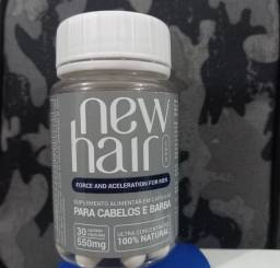 New hair , masculino , cabelos e barbas .