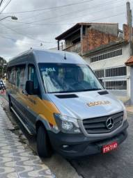 SPLINTER MERCEDES ALONGADA 18/19 Escolar 28 LUGARES.