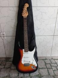 Vendo essa guitarra zerada nunca usada