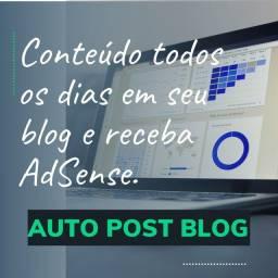 Conteúdo Automático Para Blog Com Plugin Wordpress